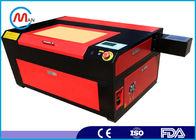 Cina Portable Acrylic Wood Laser Engraving Equipment CO2 Laser Engraving Machine pabrik