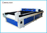 Cina 150w 260w Logam Non logam Mix CO2 Laser Cutting Machine 1300 * 2500mm perusahaan