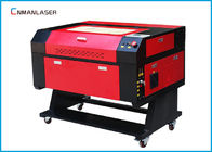 Sistem DSP Kecil Industri Cnc CO2 100w Wood MDF Laser Cutting Machine