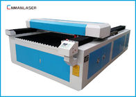CO2 150W 180W Mesin Pemotong Laser Non Logam Logam 0-40000mm / Min