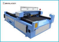 Cina Logam Nonmetal CO2 150W 260W Wood Laser Cutting Machine 1325 Dengan Single Laser Head pabrik
