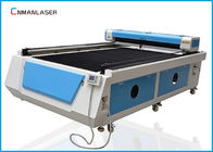 1325 Gift Packing Sticker Laser Engraving Cutting Machine With Chiller Exhaust Fan
