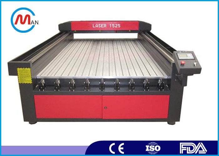 Water Cooling 150w Laser Cutting Machine 1325 With Ruida Control System