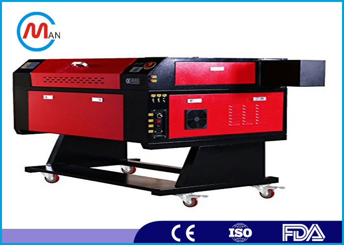 Precision Guide 40w 150w Co2 Laser Cutter / Co2 Laser Cutting Equipment