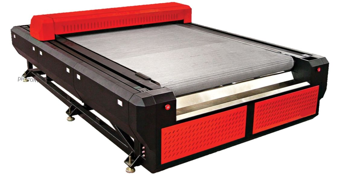 150W CO2 Engraver Fabric Laser Engraving Cutting Machine For Acrylic , Leather , Wood