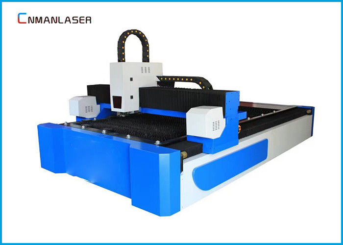 Water Cooling 500w 1000w Carbon Steel Tube Pipe Metal Laser Cutting Machine