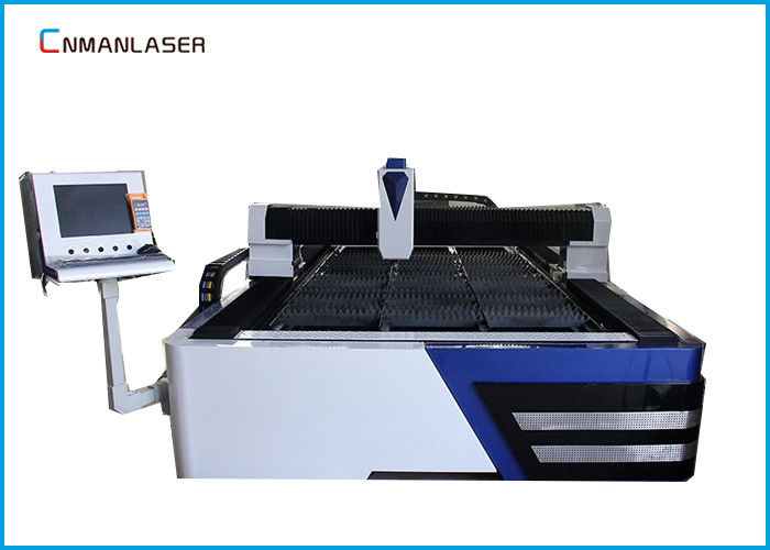 3 Years Warranty 500W CNC Automatic Metal Fiber Laser Cutting Machine