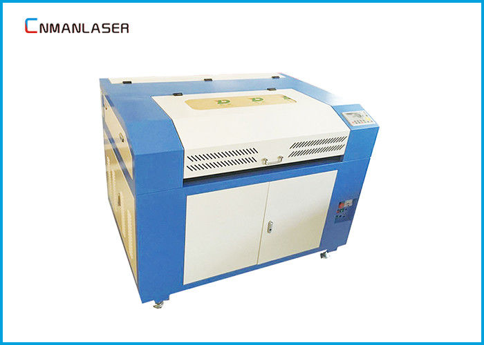 High Speed 9060 80W Wood Fabric Acrylic Laser Engraving And Cutting Machine