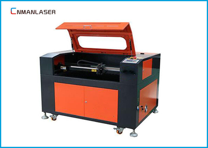 6090 Co2 Laser Engraving Cutting Machine For Non Metal Wood Cutter Engraver