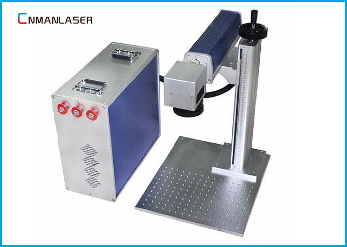 Red Light Pointer 20w CO2 Laser Marking System With Non-metal