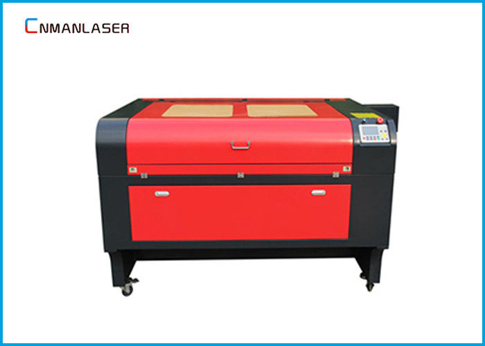 Honeycomb Acrylic Plywood MDF Laser Cutting And Engraving Machine Equipment  With RD Control System
