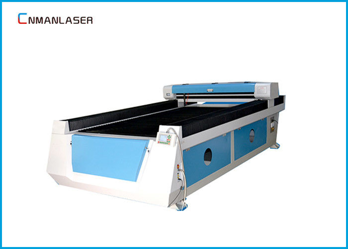 Open Large Format CO2 Laser Cutting And Engraving Equipment 1325 With Exhaust Fan Air Pump