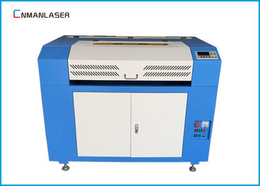 6090 Wood Arcylic Plastic Fabric 150w CO2 Laser Engraving Machine For Nonmetal