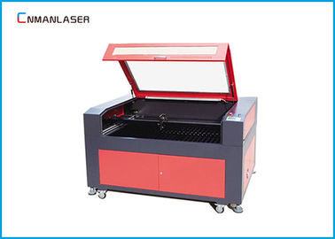 100W Air Cooling CO2 CNC Wood Laser Engraving Equipment Dengan Double Head