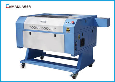 Water Chiller 60W 80W CO2 Wood Leather Fabric Mesin Laser Engraving Kecepatan Cepat