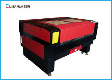 100w Laser Glass Panel Kayu Cutting Machine CO2 Laser Cutter Dengan Water Chiller