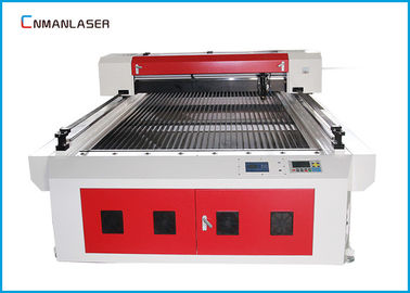 Cina Desktop 2mm CO2 Stainless Steel Metal Laser Cutting Machine 1325 Dengan 150w RECI Tube pabrik