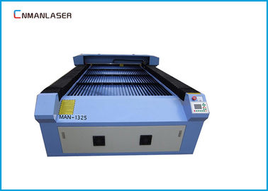 Cina 1325 Hadiah Packing Sticker Laser Engraving Mesin Pemotong Dengan Chiller Exhaust Fan pabrik
